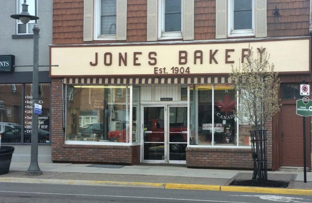 Jones Bakery & Catering