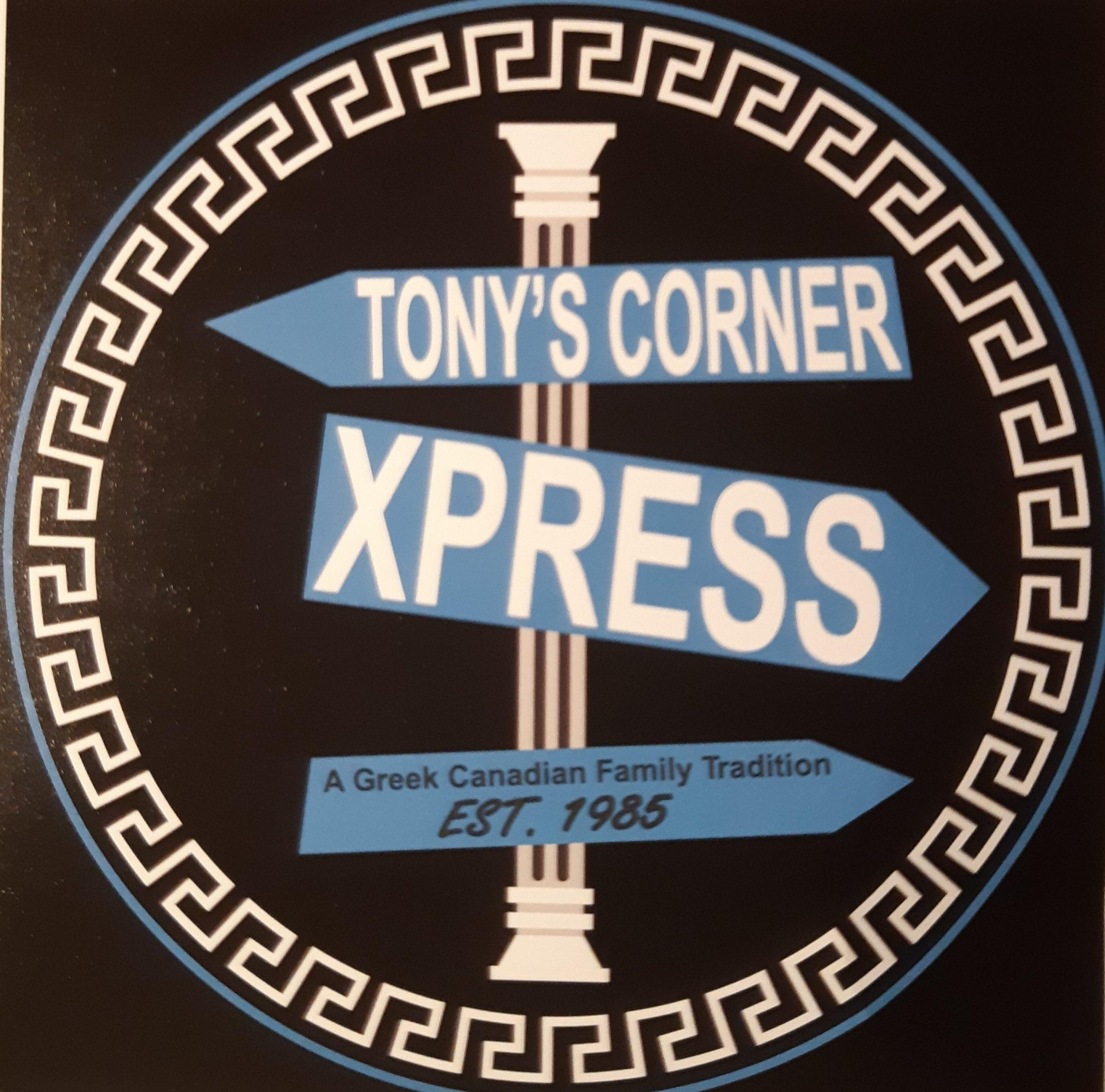 Tony's Corner Xpress