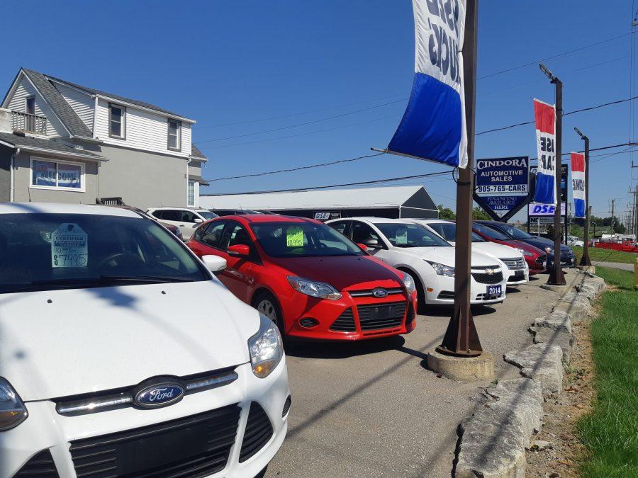 Cindora Automotive Sales Inc.