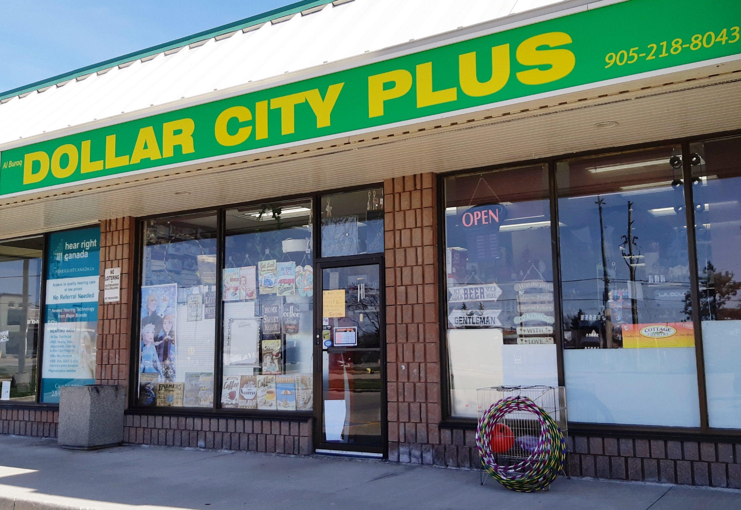 Dollar City Plus
