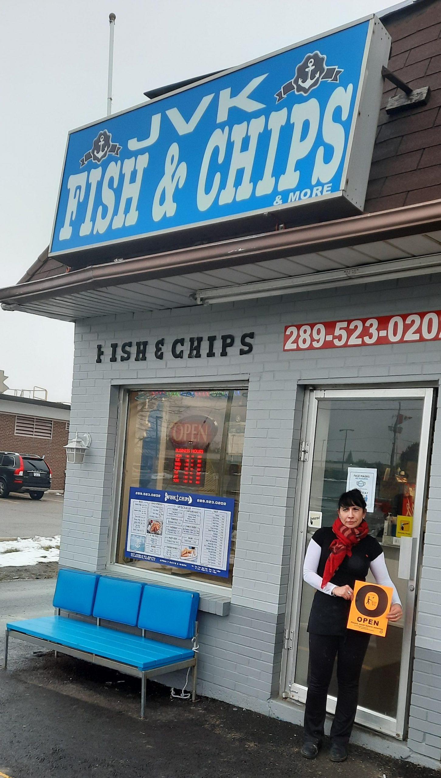 JVC Fish & Chips