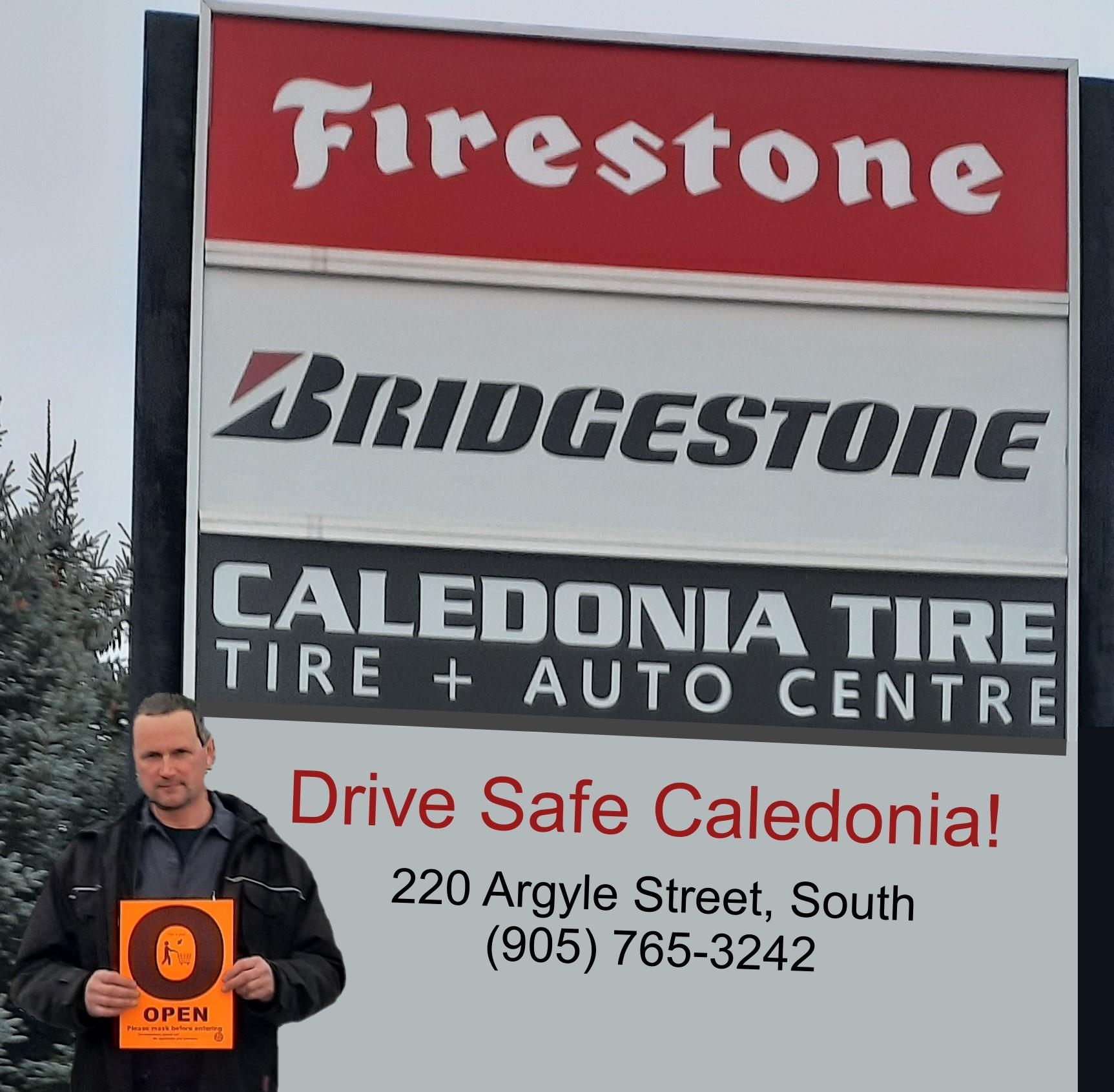 Caledonia Tire & Automotive