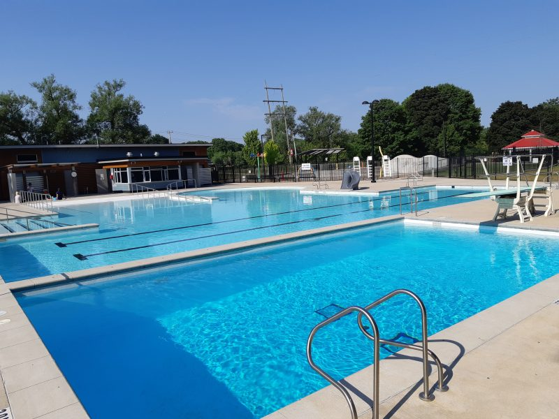 Caledonia Lions Swimming Pool