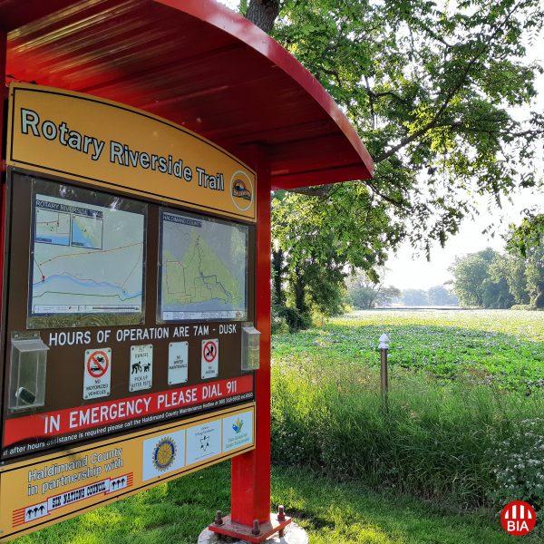 Rotary Riverside Trail