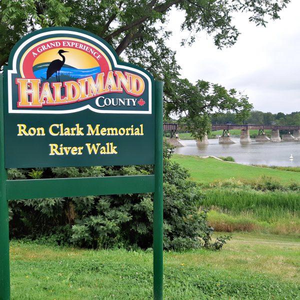 Ron Clark Memorial River Walk